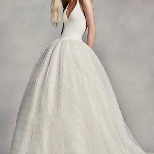 Vera Wang White Collection Wedding Dress